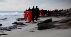 21 Coptic Christians