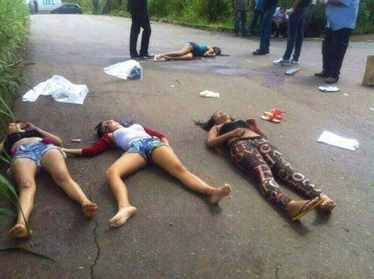 Dead in Rio De Janeiro, Brazil5