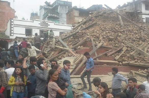 Earthquake Nepal2