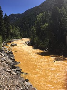 Gold King Mine waste water spill
