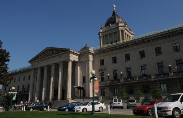 Winnipeg Provincial Parliment passes NEW law