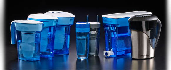 ZERO Water Filter Pitchers