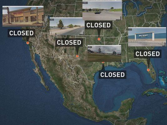 Walmart-closings