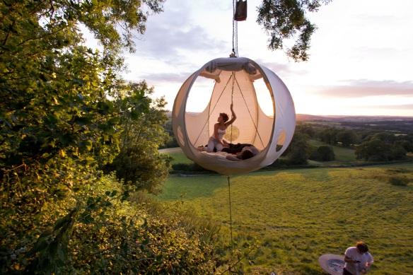 Moon Tent
