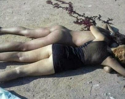 Dead in Rio De Janeiro, Brazil2