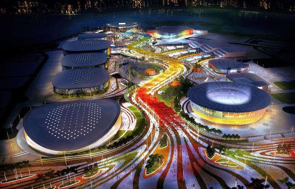Rio 2016 Olympic Park