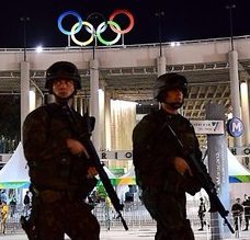Rio 2016 Security2