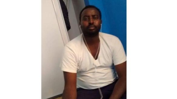 AUTISTIC BLACK Abdiraman Abdi