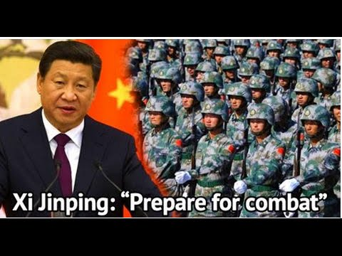 China Prepares for WAR with USA