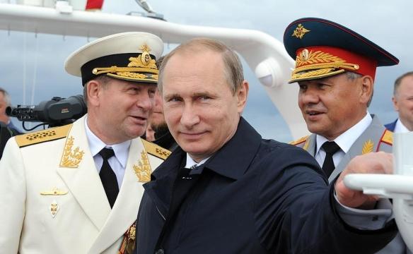Putin Fires 50 Navy Command