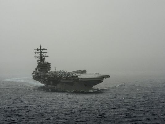 Super Carrier  The Ronald Reagan